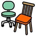 中野区の粗大ごみ・椅子